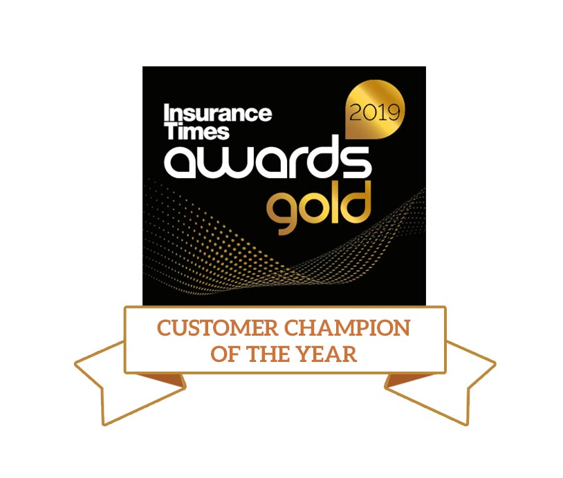 Customer Champion of the year - Insurance Times